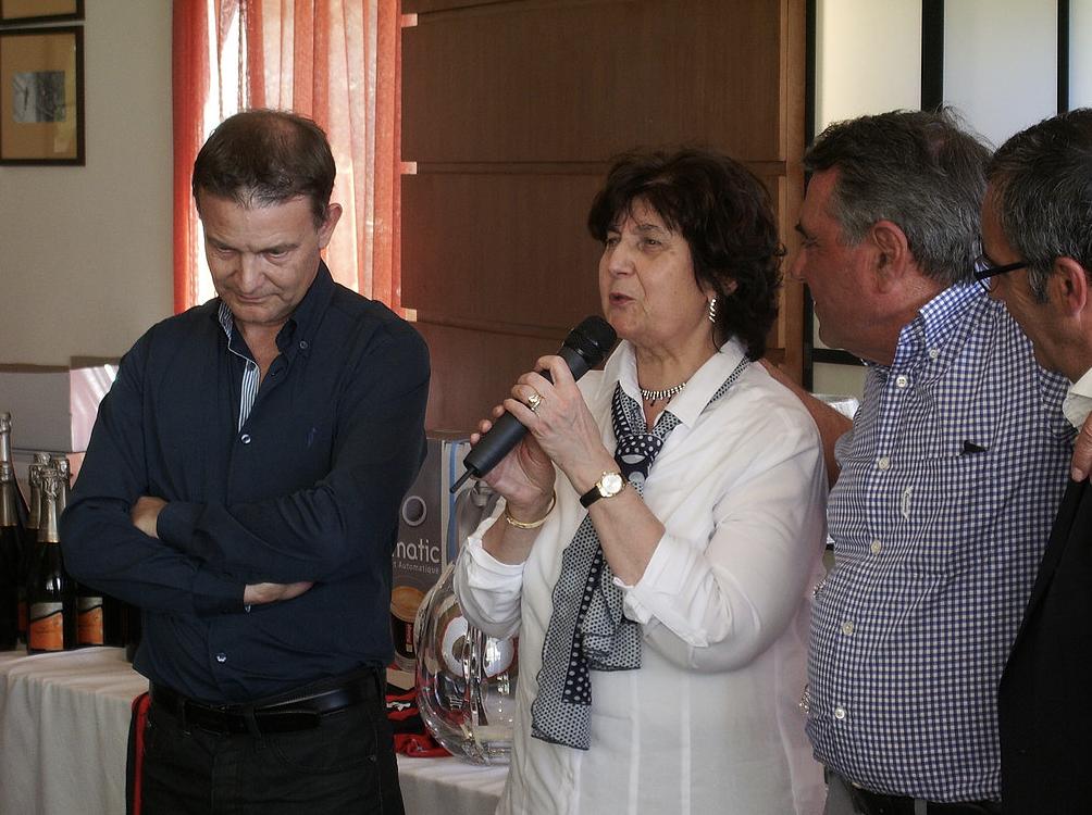 Tournoi de Golf à Saint Donat organisé par le Rotary