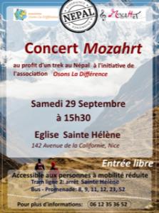 Concert Mozahrt